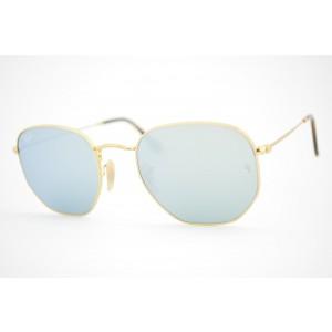 óculos de sol Ray Ban Hexagonal mod rb3548-NL 001/30 tamanho 51