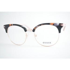 armação de óculos Guess mod gu2671 055