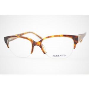 armação de óculos Victor Hugo mod vh1637 col.0742