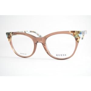 armação de óculos Guess mod gu2675 045