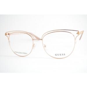 armação de óculos Guess mod gu2686 028