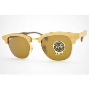 óculos de sol Ray Ban Clubmaster mod rb3016-M 1179
