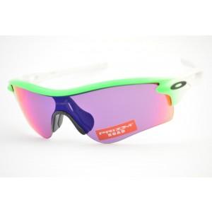 097cc24c0a447 óculos de sol Oakley mod Radarlock green fade w prizm road 009181-57