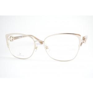 armação de óculos Swarovski mod sk5256 028