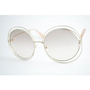óculos de sol Chloé Carlina mod ce114sd 724