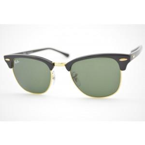 óculos de sol Ray Ban Clubmaster mod rb3016 w0365