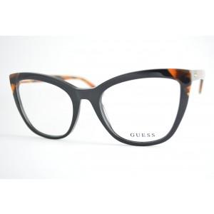 armação de óculos Guess mod gu2674 005
