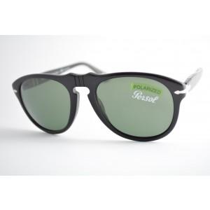 óculos de sol Persol mod 649 95/58 Polarized tamanho 54