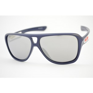 óculos de sol Oakley mod Dispatch II polished navy w/chrome iridium 009150-02