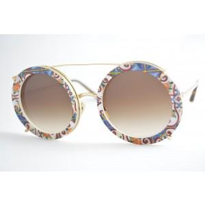óculos de sol Dolce & Gabbana mod DG2198 02/13