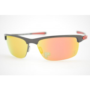 óculos de sol Oakley mod Carbon Blade polished carbon w/ruby iridium polarized 009174-06