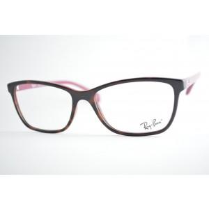 armação de óculos Ray Ban mod rb7108L 5824