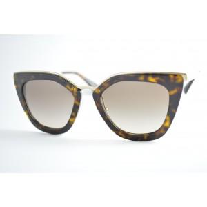 óculos de sol Prada Cinema Evolution mod spr53S 2AU-3D0