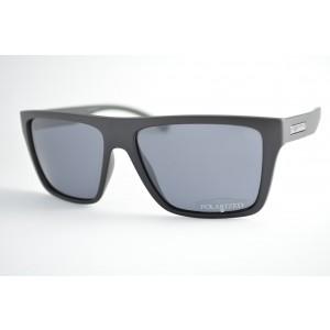 óculos de sol HB mod Floyd matte black w/gray polarized 90117001