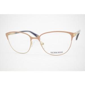 armação de óculos Victor Hugo mod vh1257 col.of47