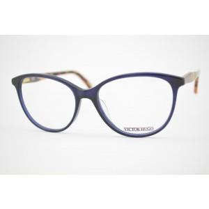 armação de óculos Victor Hugo mod vh1754 col.09nx