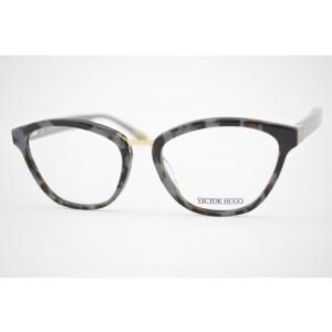 armação de óculos Victor Hugo mod vh1755 col.01gr