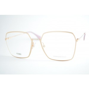 armação de óculos Fendi mod FF0333 ddb