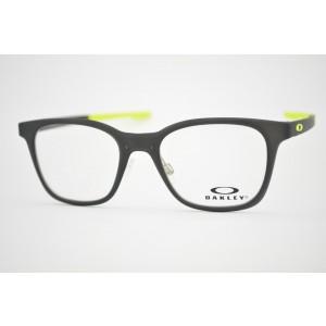 armação de óculos Oakley mod Milestone oy8004-0245 Infantil