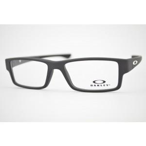 armação de óculos Oakley mod Airdrop oy8003-0150 Infantil