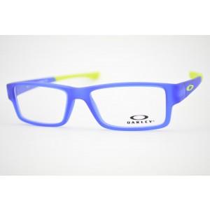 armação de óculos Oakley mod Airdrop oy8003-0750 Infantil