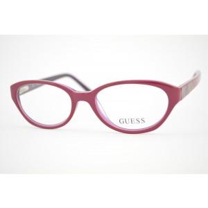 armação de óculos Guess Infantil mod gu9108 ras