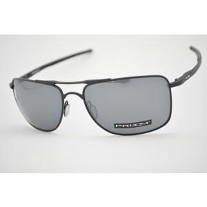 óculos de sol Oakley mod Gauge 8 matte black w/prizm blk polarized 4124-0262