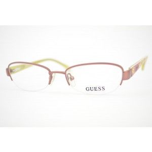 armação de óculos Guess Infantil mod gu9097 pnk