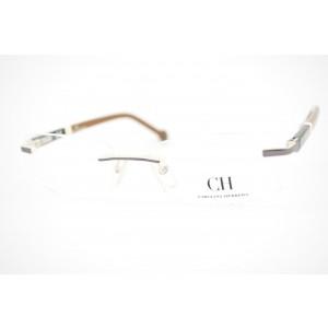 armação de óculos Carolina Herrera mod vhe040 col.0568