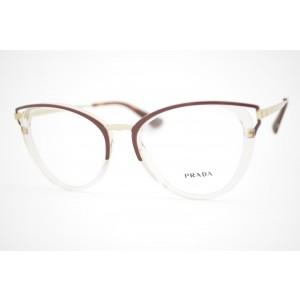 armação de óculos Prada mod vpr53U VYT-1O1