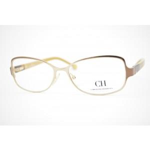 armação de óculos Carolina Herrera mod vhe022 col.OR26