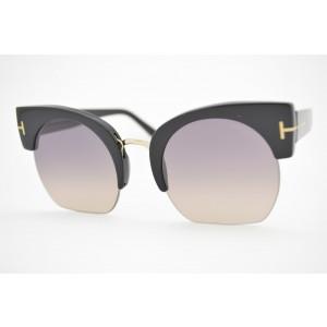 óculos de sol Tom Ford mod Savannah-02 TF552 01B