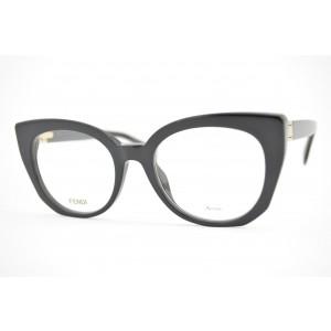 armação de óculos Fendi mod Peekaboo FF0272 807