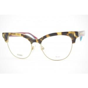 armação de óculos Fendi mod FF0163 vhb