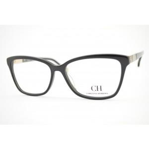 armação de óculos Carolina Herrera mod vhe585 col.700X