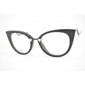 armação de óculos Fendi mod FF0119 AQM