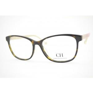armação de óculos Carolina Herrera mod vhe676 col.0722