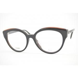 armação de óculos Fendi mod FF0280 807