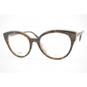 armação de óculos Fendi mod FF0280 086