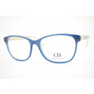 armação de óculos Carolina Herrera mod vhe676 col.0u36