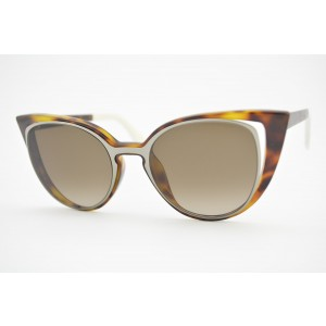 óculos de sol Fendi mod Paradeyes FF0136/s NY2J6