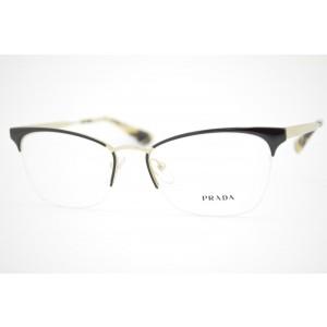 armação de óculos Prada mod vpr65Q QE3-1O1