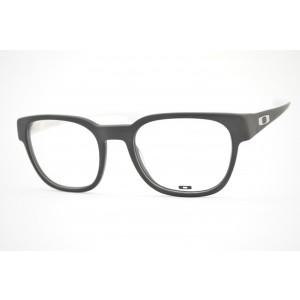 armação de óculos Oakley mod Cloverleaf satin black white ox1078-0851
