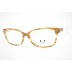 armação de óculos Carolina Herrera mod vhe591 col.0c00