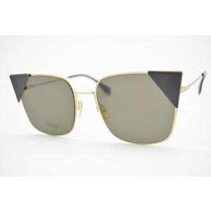 óculos de sol Fendi mod Lei ff0191/s 0002m