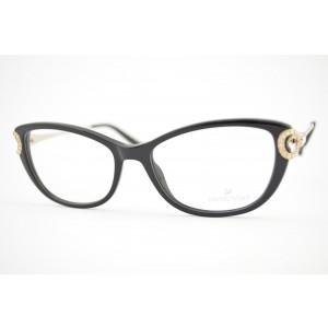 armação de óculos Swarovski mod Gote sw5188 001