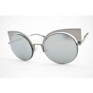óculos de sol Fendi mod Eyeshine FF0177/s KJ1T4