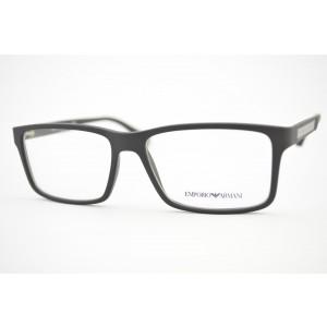 armação de óculos Emporio Armani mod EA3038 5063