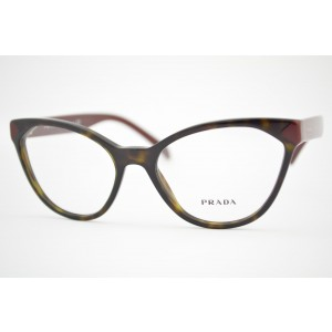armação de óculos Prada mod vpr02T USH-1O1