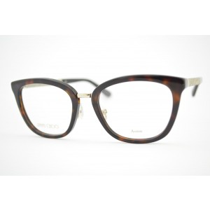 armação de óculos Jimmy Choo mod jc165 kbe
